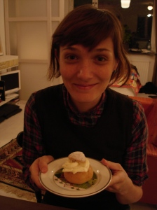 me & my mini semla